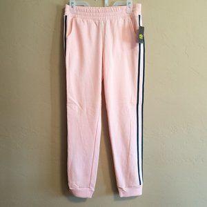 Athletic Works Fleece Girls Joggers-Multiple Sizes